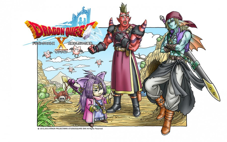1399922991 Dragon Quest X