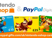 eShop Funds Now Buyable or Giftable via PayPal in UK