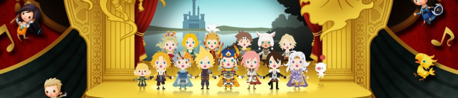 Theatrhythm Final Fantasy: Curtain Call — 16th September (North America), 19th September (Europe)