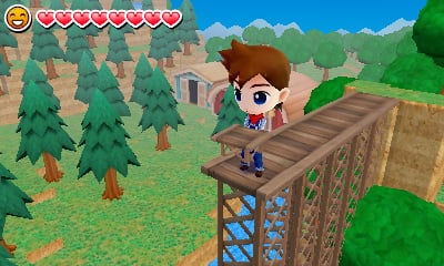First Impressions: Getting Our Hands Dirty in Harvest Moon