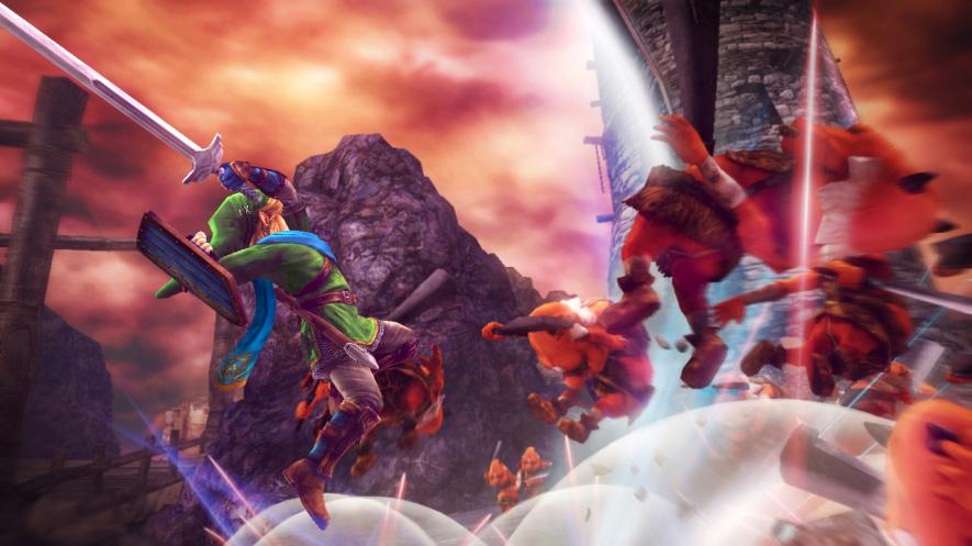 Hyrule Warriors 31