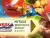 Hyrule Warriors Nintendo Direct Arriving Next Week