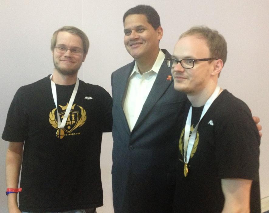 Reggie& Smashchamps