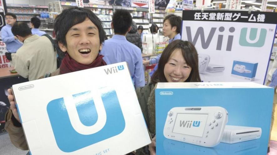 Wii U Sales Japan