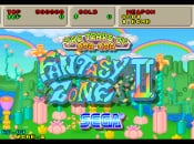 Opa-Opa Returns In Fantasy Zone II Double