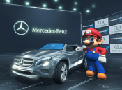 Mercedes Reports a Boost in Interest Since Announcing Mario Kart 8 Ad and DLC Deal