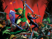 Ocarina Of Time Began Life As A Remake Of Zelda II: The Adventure Of Link