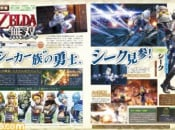 Ocarina of Time Joins Hyrule Warriors With Sheik, Darunia and Princess Ruto as Playable Characters