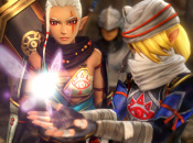 Official Hyrule Warriors Screens Show Ocarina of Time Stages, Sheik, Darunia, Princess Ruto and More