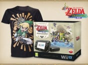 Official Nintendo UK Store Adds Cool T-Shirt to Wind Waker HD Hardware Bundle