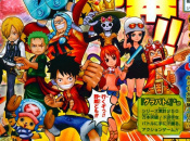 One Piece: Super Grand Battle! X Will Cram 85 Different Characters Into Your Humble 3DS