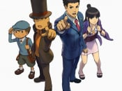 Professor Layton and Phoenix Wright Art Books Coming West from UDON Entertainment
