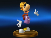Rayman Trophy Revealed For Super Smash Bros. On Wii U And 3DS