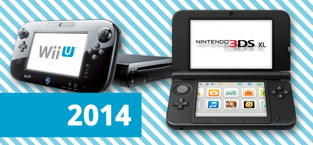 Wii U and 3 DS