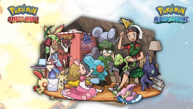 Super Secret Bases Pokemon