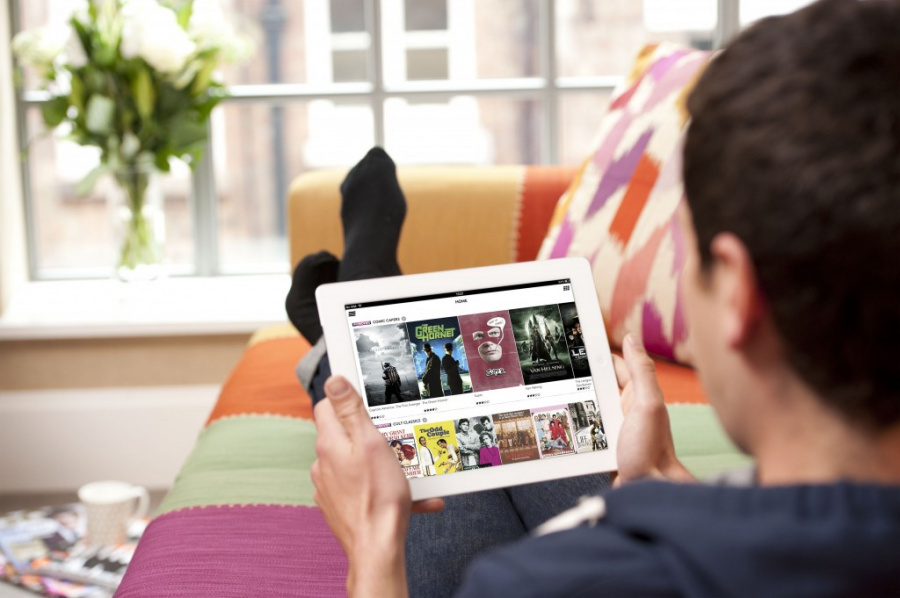 Despite their portability, a great many tablets never leave the living room