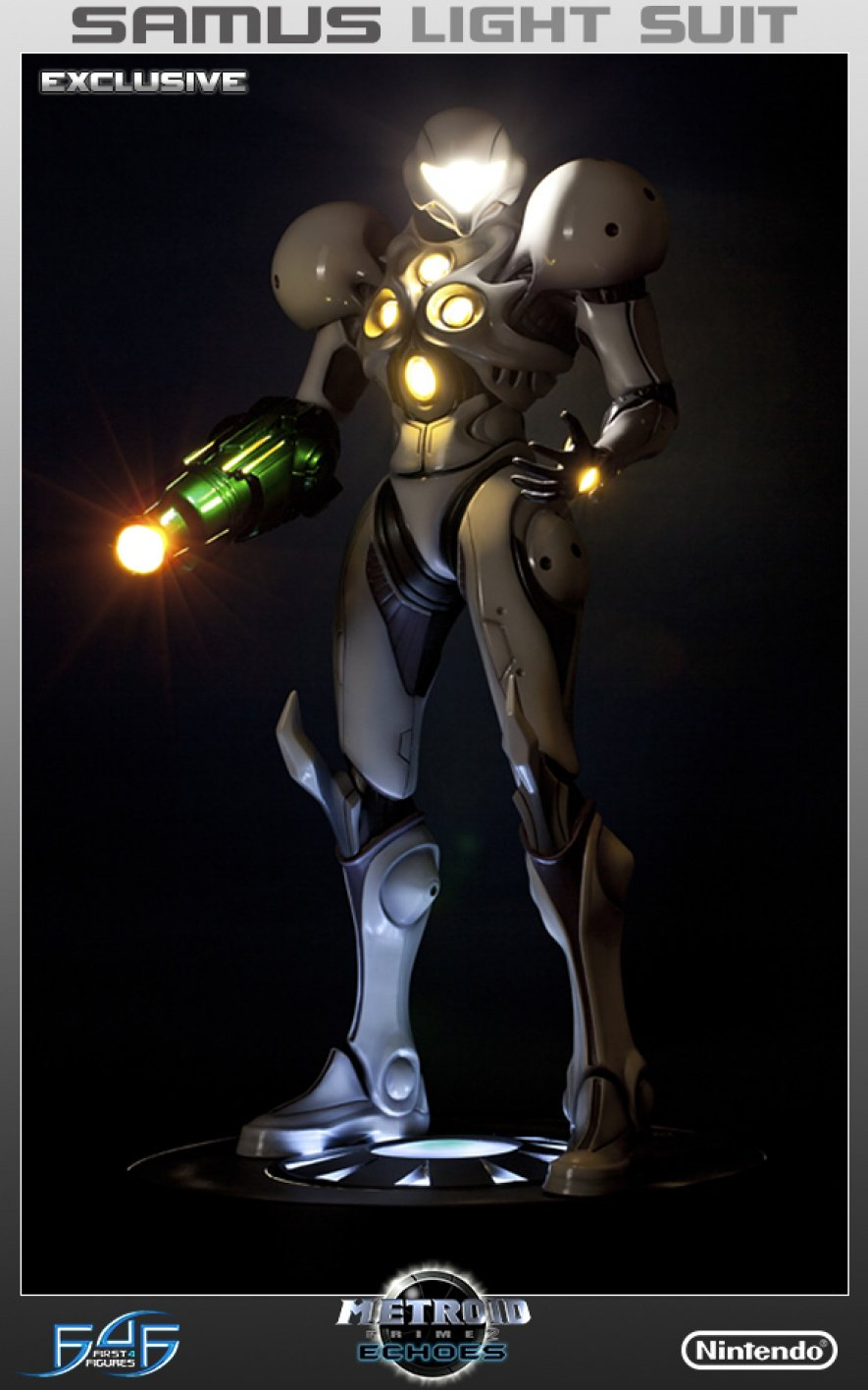 Light Suit Samus