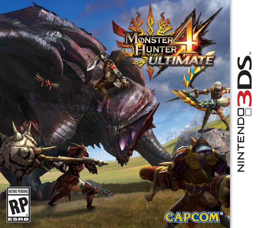 Mh4 U 3 Ds Flat Fob Rp
