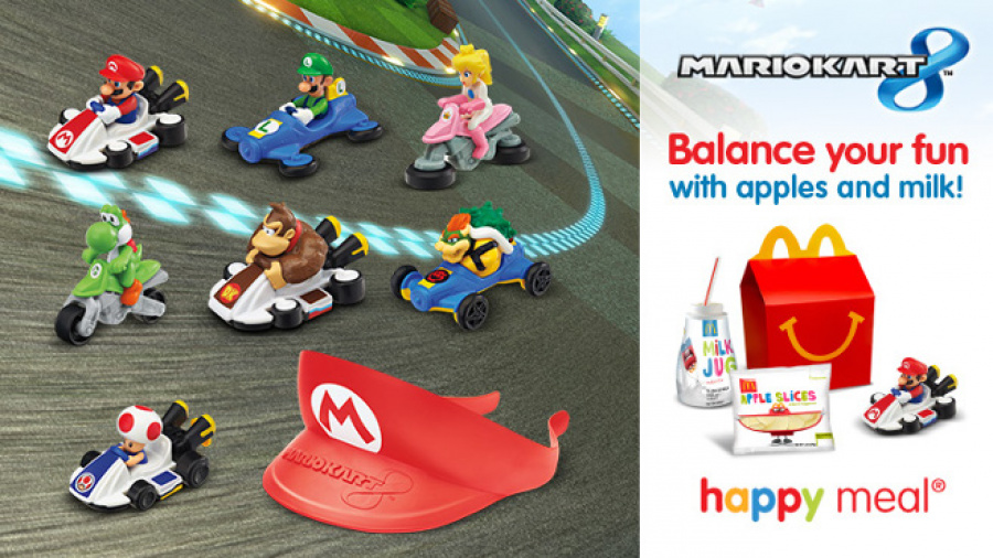 Mario Kart8 Happy Meal2