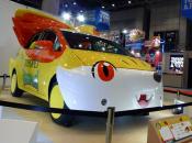 Toyota Brings Pokécars to Tokyo Toy Show