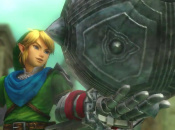 Behold The Insane Destructive Power Of Link's Wrecking Ball And Power Glove Combo