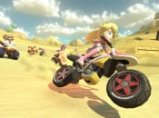If You Like Mario Kart 8, Princess Peach and Alternative Rock Music, You'll Love This