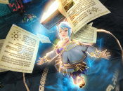 Lana Brings Some Deadly Magic to Hyrule Warriors