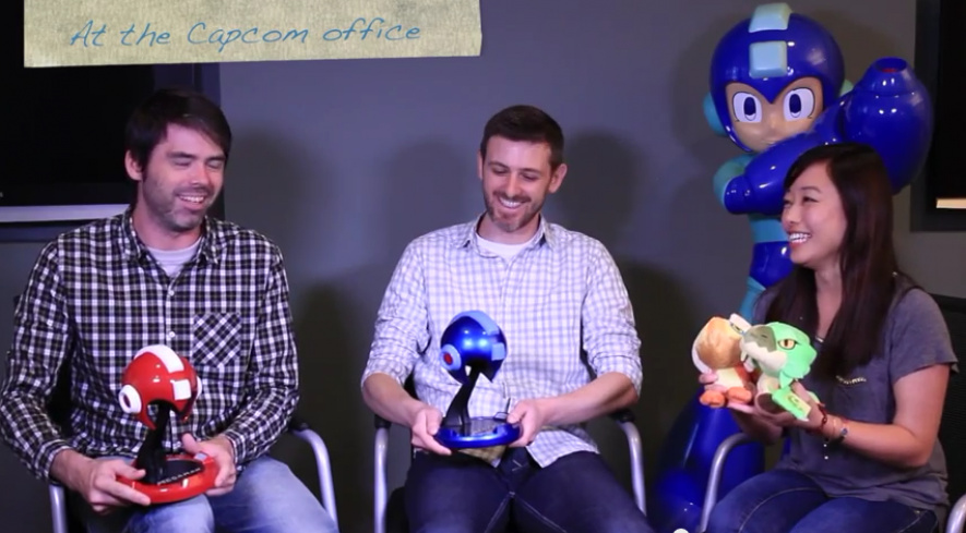 Capcom Nintendo Minute