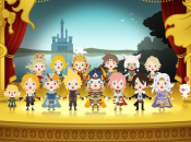 Theatrhythm Final Fantasy: Curtain Call Footage Shows Legacy of Music for First Six Games