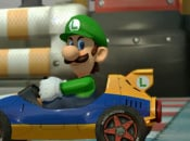 This Cool Slow-Mo Mario Kart 8 Japanese TV Advert Even Features Luigi's Death Stare