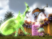 This Hyrule Warriors Trailer Shows Off Agitha's Peculiar Moves