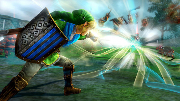 Don't make Link angry!