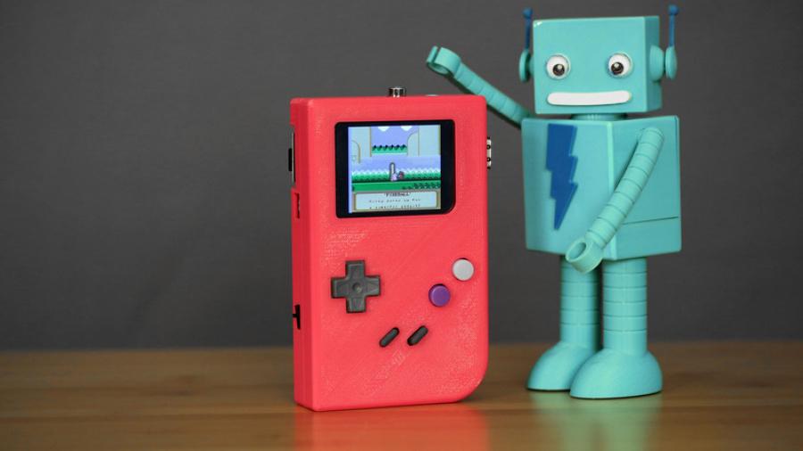 Gaming Pigrrl Adabot