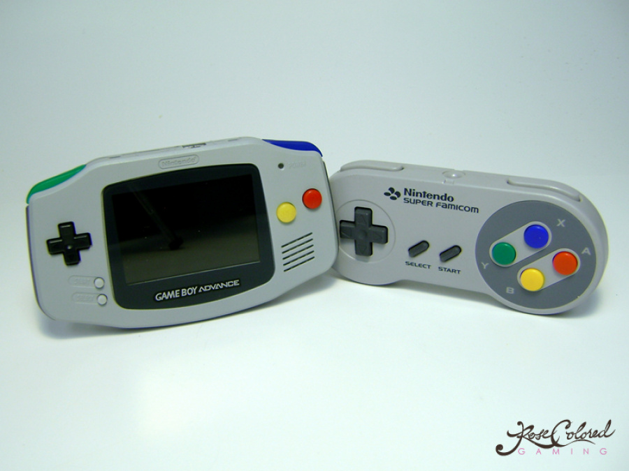 Super Famicom GBA2