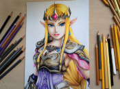 This Young Artist Makes Awesome Hyrule Warriors Masterpieces