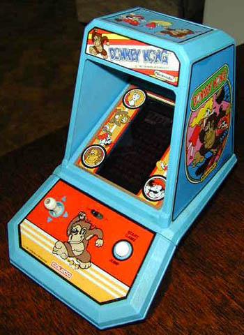 Coleco Donkey Kong