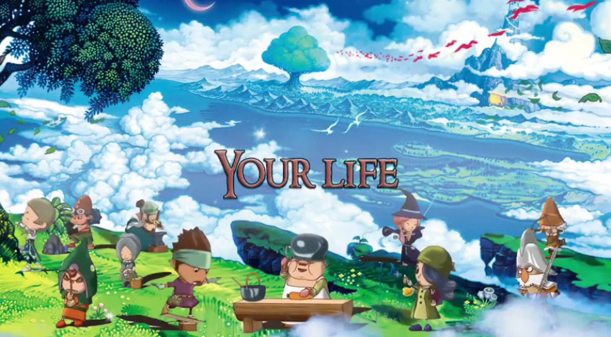 Fantasy Life Your Life