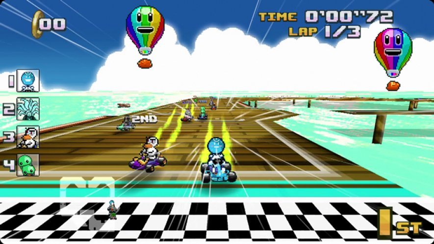 Super World Karts