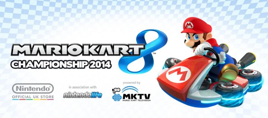 Mario Kart 8 - Coming to EGX London!