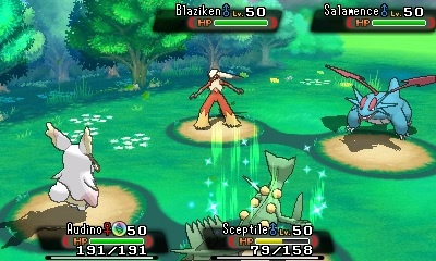 Mega Audino Screenshot 4