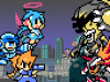 Footage of Rad Retro Spin-Off Mighty Gunvolt Emerges