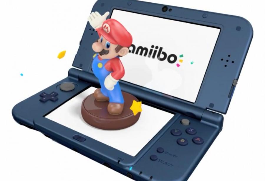 3 DS Amiibo