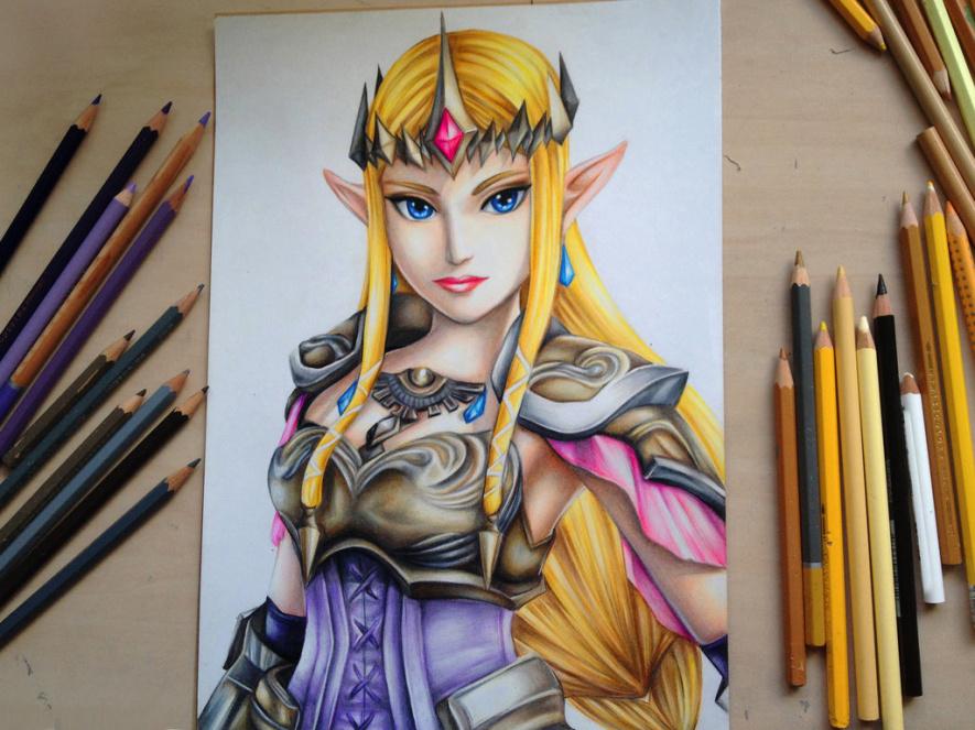 Princess Zelda Hyrule Warriors