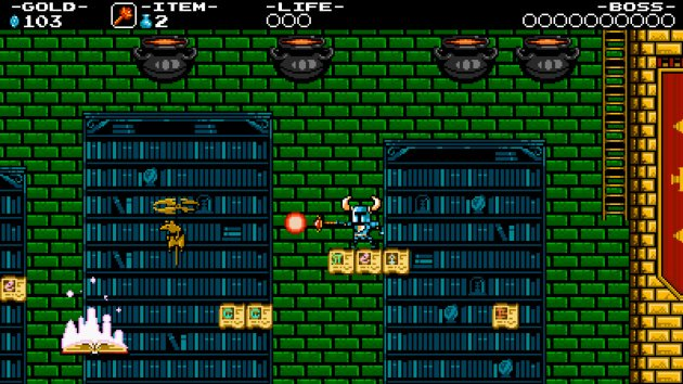 Shovel Knight - spare a thought for Europe