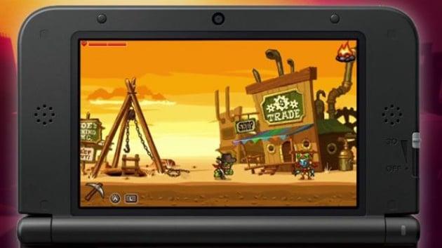 SteamWorld Dig - a 3DS eShop favourite
