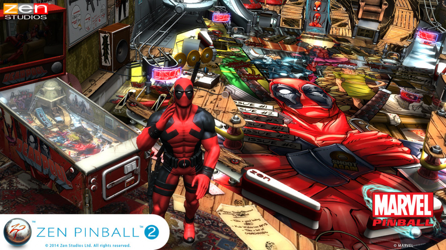 ZP2 Update Deadpool