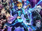 Keiji Inafune Juiced Up Azure Striker Gunvolt
