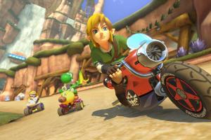 Mario Kart 8 DLC Coming In November, Features Zelda, F-Zero And Animal Crossing