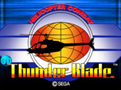 Taking Off With 3D Thunder Blade