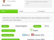 Minor Web Miiverse Update Allows You to Show Off Favourite Genres